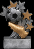 Click this Image to visit the Star Blast Resin Trophy Awards category.