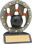 All-Star Resin Trophy -Bowling Bowling Trophies & Awards